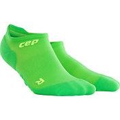 CEP Men's Dynamic+ Run Ultra Light No Show Compression Socks