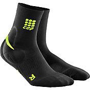 CEP Men's Ankle Support Compression Short Socks
