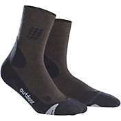 CEP Men's Dynamic+ Outdoor Mid Compression Socks