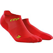 CEP Women's Dynamic+ Run Ultra Light No Show Compression Socks