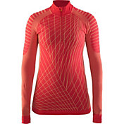 Craft Women's Active Intensity 1/4 Zip Long Sleeve Shirt