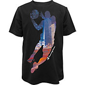 Champion Boys City Baller Graphic Basketball T-Shirt