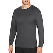 Champion Men's Classic Cotton Long Sleeve Shirt