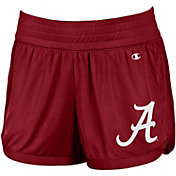 Champion Women's Alabama Crimson Tide Crimson Endurance Shorts