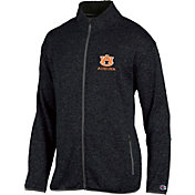 Champion Men's Auburn Tigers Grey Playbook Full-Zip Jacket