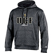 Champion Men's UCF Knights Grey Double Possession Pullover Hoodie