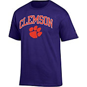 Champion Men's Clemson Tigers Regalia Big Soft T-Shirt