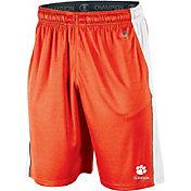 Champion Men's Clemson Tigers Orange Third Down Shorts