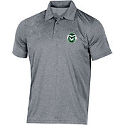 Champion Men's Colorado State Rams Grey Classic Polo