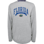 Champion Florida Gators Grey Pursuit Long Sleeve Shirt