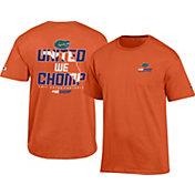 Champion Men's Florida Gators Orange Fan T-Shirt