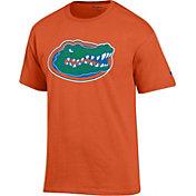 Champion Men's Florida Gators Orange Big Soft T-Shirt