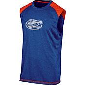 Champion Men's Florida Gators Blue Muscle Tee
