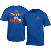 Champion Men's Florida Gators Blue Fan T-Shirt
