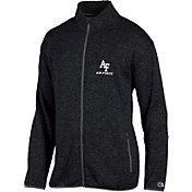 Champion Men's Air Force Falcons Grey Playbook Full-Zip Jacket