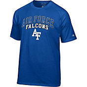 Champion Men's Air Force Falcons Blue Performance Tee