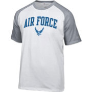 Champion Men's Air Force Falcons White Logo T-Shirt