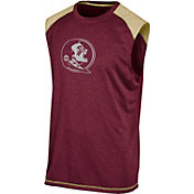 Champion Men's Florida State Seminoles Garnet Muscle Tee