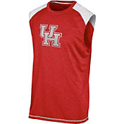 Champion Men's Houston Cougars Red Muscle Tee