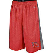 Champion Men's Houston Cougars Red Training Shorts