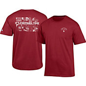 Champion Men's Oklahoma Sooners Crimson Fan T-Shirt