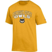 Champion Men's Kennesaw State Owls Gold T-Shirt