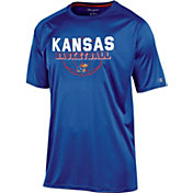 Champion Men's Kansas Jayhawks Crimson Training T-Shirt