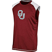 Champion Men's Oklahoma Sooners Crimson Muscle Tee