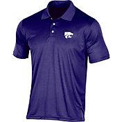Champion Men's Kansas State Wildcats Purple Classic Polo