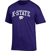 Champion Men's Kansas State Wildcats Purple Big Soft T-Shirt