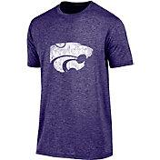 Champion Men's Kansas State Wildcats Purple Touchback T-Shirt