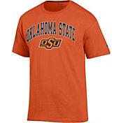 Champion Men's Oklahoma State Cowboys Orange Big Soft T-Shirt