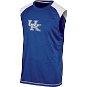 Champion Men's Kentucky Wildcats Blue Muscle Tee