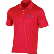 Champion Men's Ole Miss Rebels Red Classic Polo