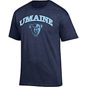 Champion Men's Maine Black Bears Blue Big Soft T-Shirt