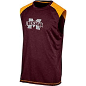 Champion Men's Mississippi State Bulldogs Maroon Muscle Tee