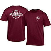 Champion Men's Mississippi State Bulldogs Maroon Fan T-Shirt