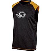 Champion Men's Missouri Tigers Black Muscle Tee