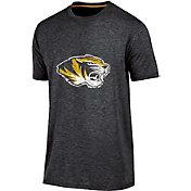 Champion Men's Missouri Tigers Black Touchback T-Shirt