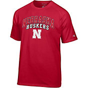 Champion Men's Nebraska Cornhuskers Red T-Shirt