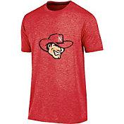 Champion Men's Nebraska Cornhuskers Red Touchback T-Shirt