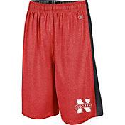 Champion Men's Nebraska Cornhuskers Red Training Shorts
