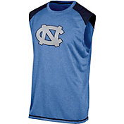 Champion Men's North Carolina Tar Heels Carolina Blue Muscle Tee