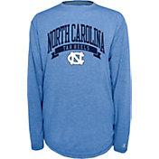 Champion North Carolina Tar Heels Carolina Blue Pursuit Long Sleeve Shirt