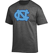 Champion Men's North Carolina Tar Heels Grey T-Shirt