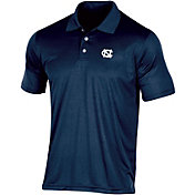 Champion Men's North Carolina Tar Heels Carolina Blue Classic Polo