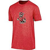Champion Men's North Carolina State Wolfpack Red Touchback T-Shirt