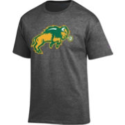 Champion Men's North Dakota State Bison Grey Big Soft T-Shirt