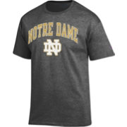 Champion Men's Notre Dame Fighting Irish Grey Big Soft T-Shirt