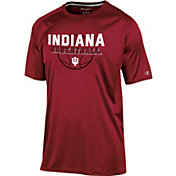 Champion Men's Indiana Hoosiers Crimson Training T-Shirt